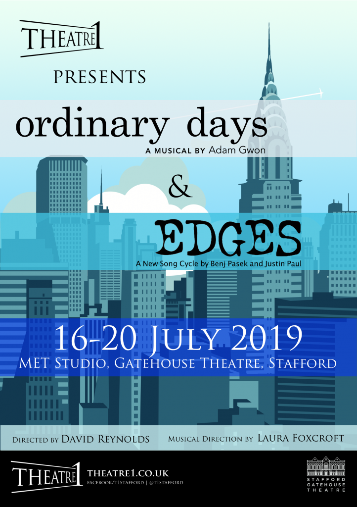 Edges and Ordinary Days Poster